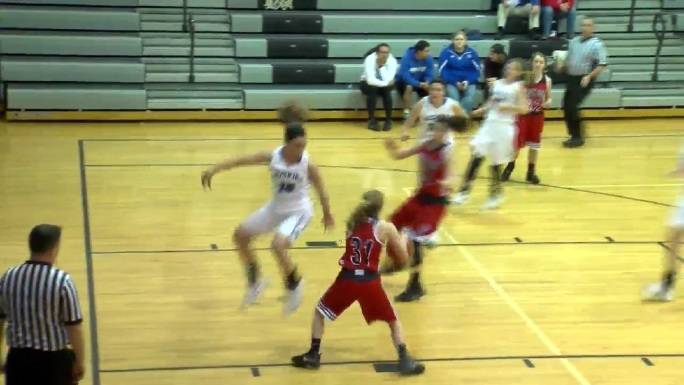 12.17.15 Video - Union Local Vs Harrison Central - Girls Basketball
