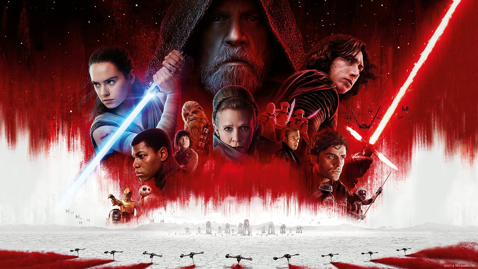 Star Wars: The Last Jedi (Photo: Lucasfilm)