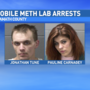 Klamath County Sheriff's Office make mobile meth lab arrests