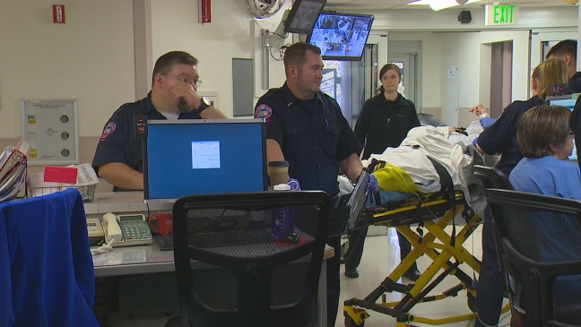 Take a look inside Harborview's level one trauma center