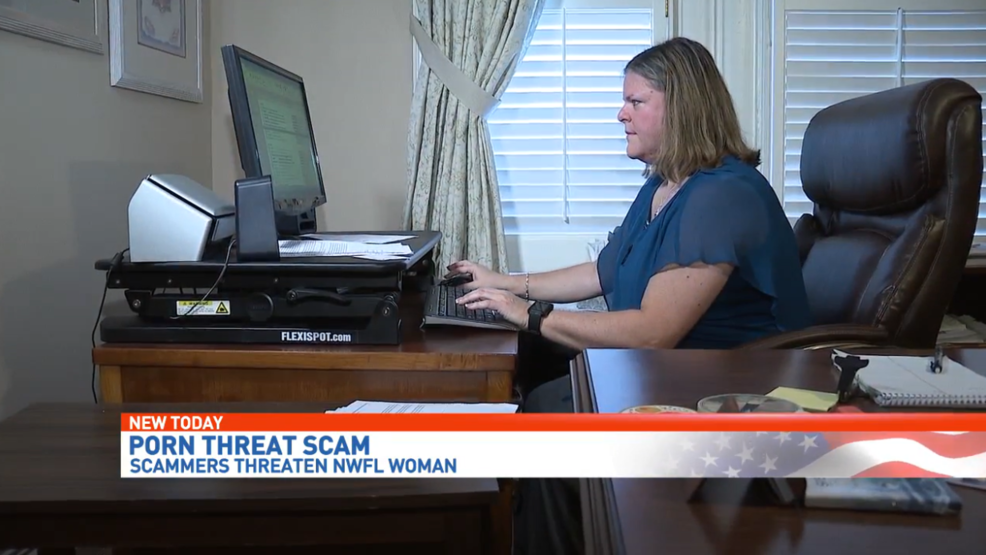 Pensacola woman receives email scam threatening to release video of her  watching porn
