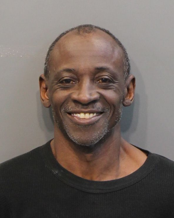 Robert Townsend, born 3/3/1958. Charged with domestic aggravated assault. Arrested at the 4300 block of Howell Avenue (Photo HCSO).