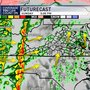 Strong thunderstorms expected Sunday; warnings possible