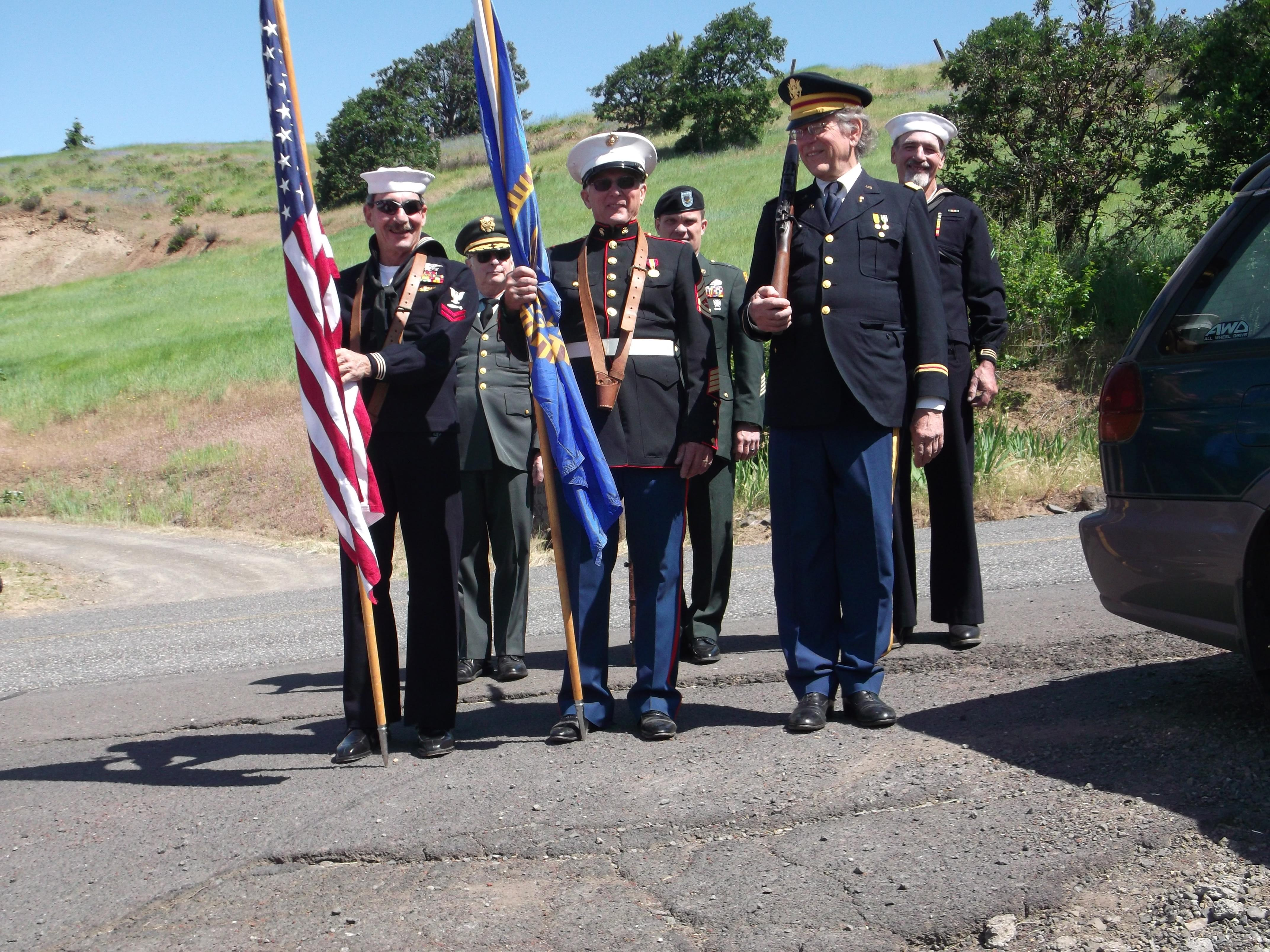 Post 55 American Legion -- Mosier,Oregon. Submitted by Bob Maz.{&amp;nbsp;}<p></p>