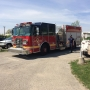 Smoke from fire outside Elkhart County factory causes brief evacuation