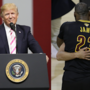 LeBron James calls Trump a 'bum,' others react to President uninviting Curry to WH