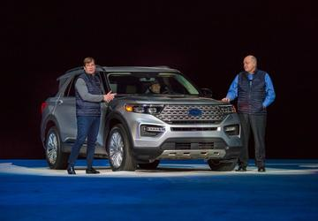 NAIAS 2019:  Ford has more 2020 Explorer news to share