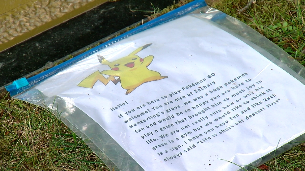 Family Happy To Keep Sons Memory Alive With Pokemon Go