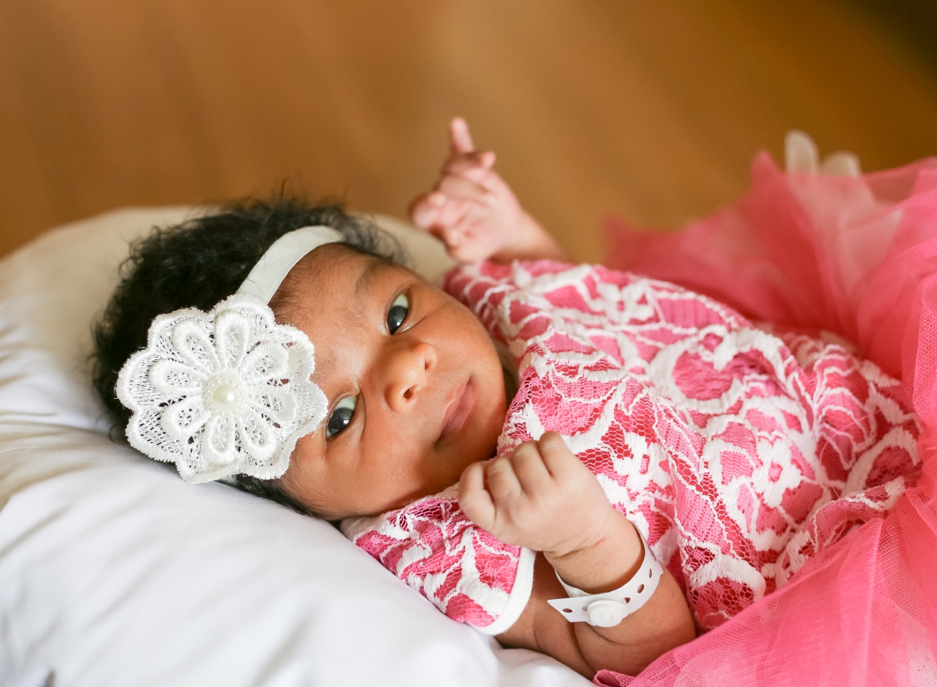 Londyn                Photo courtesy of Palms West Hospital and Bella Baby Photography