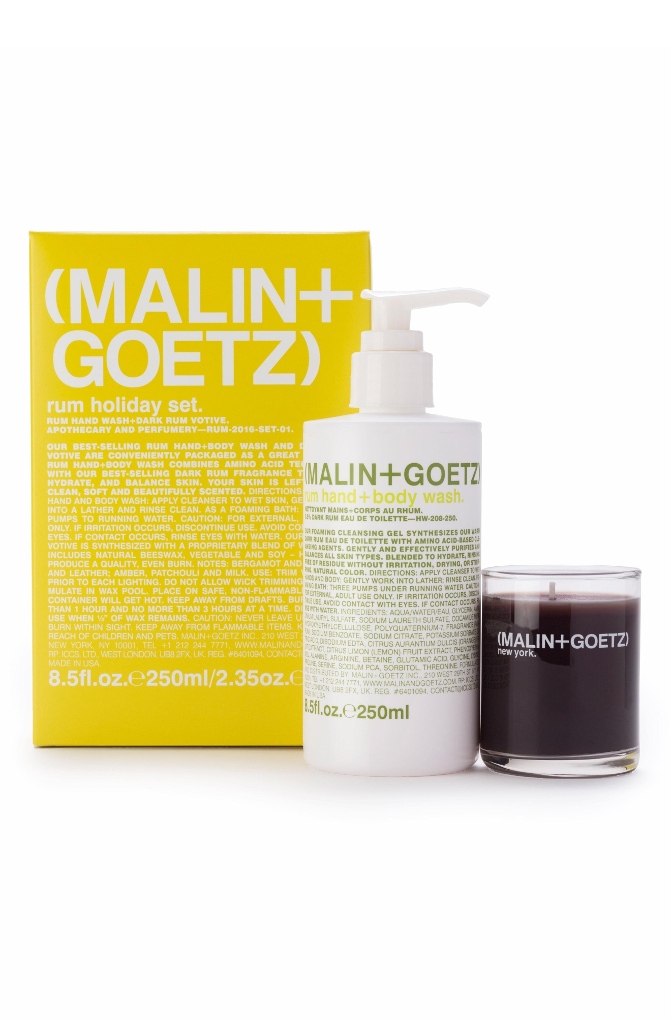 MALIN AND GOETZ  RUM HOLIDAY BOX SET - $35. Buy at shop.nordstrom.com/c/pop-in-olivia-kim (Image: Nordstrom)