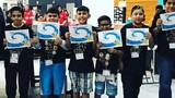 Harmony robotics team nominated to showcase waterpark model at worlds competition