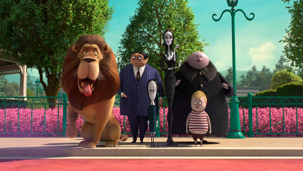 Animated 'The Addams Family' is fun-sized Halloween entertainment