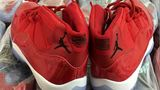 Close to $55K worth of fake Air Jordans seized at Dulles International Airport