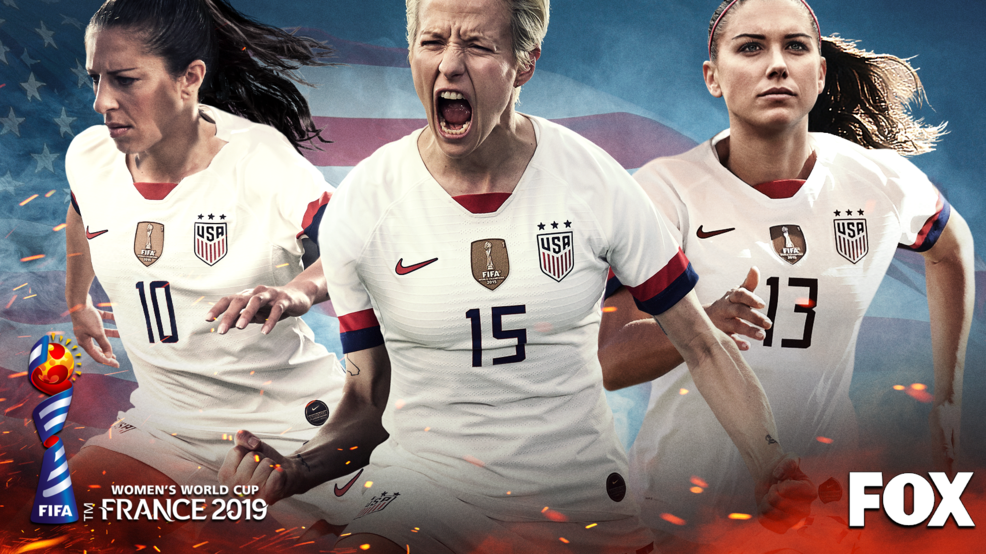 fifa women s world cup france 2019 broadcast schedule