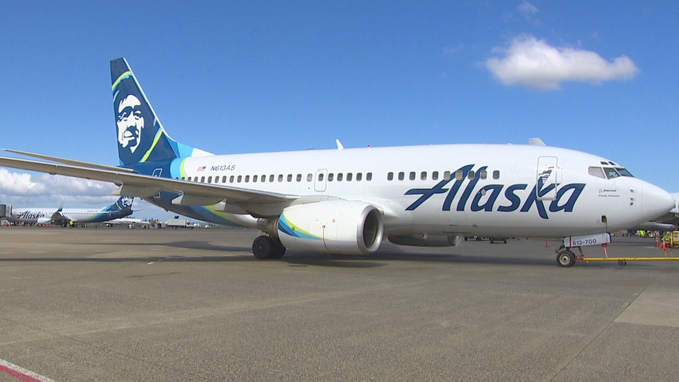 Alaska Airlines Flight To Seattle Diverted To Kansas City