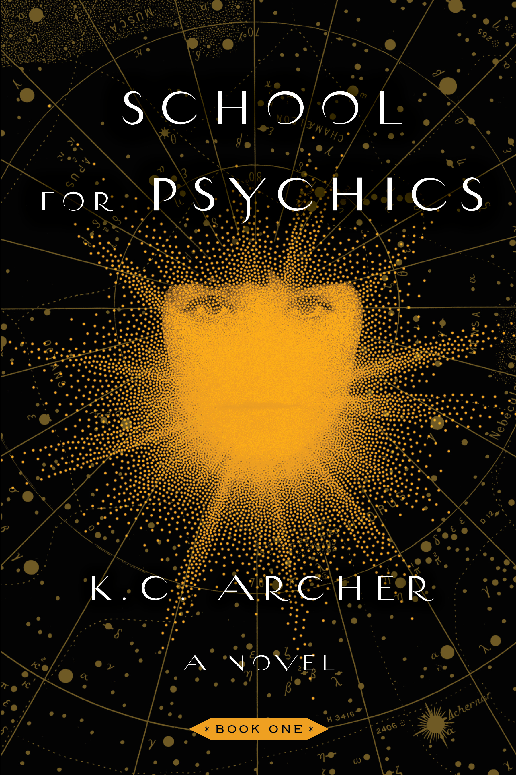 """School for Psychics"" by K.C. Archer (Image: Courtesy Simon & Schuster){ }"