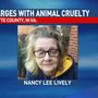 Fayette County woman facing multiple animal cruelty charges