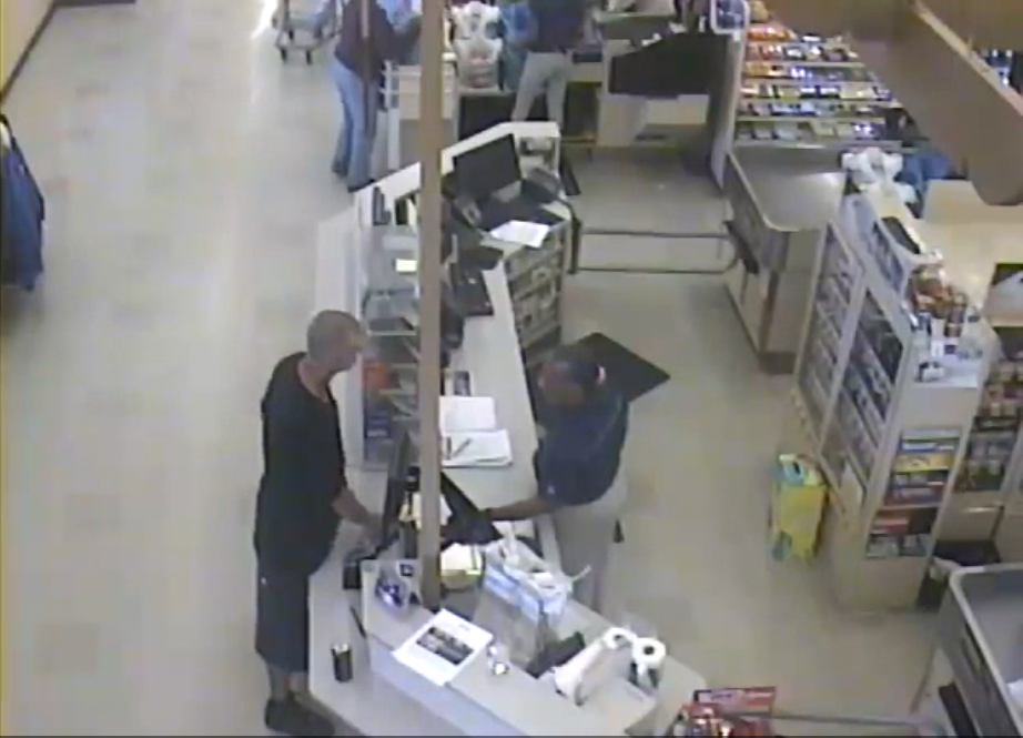 Suspect attempted to rob a Sumter Food Lion on October 14 (Source: SCSO)
