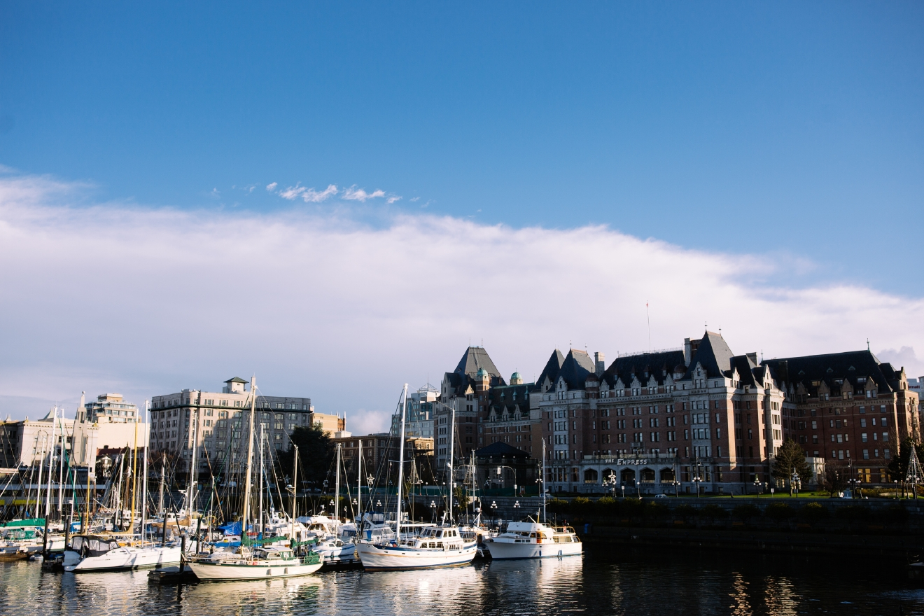 Ah, Victoria. The B.C. city we just visited filled us with so much majesty! Take a look at the general photo gallery we snapped of the city on our latest trip up this December. (Image: Joshua Lewis / Seattle Refined)