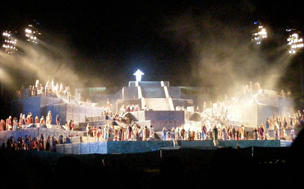 <p>The Miracle Pageant in Manti will be hosted for the last time this week. (Photo: LDS Newsroom)</p>