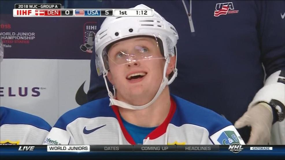 WJC: (In Case You've Been Living Under A Rock) Team USA's Mittelstadt Emerging As Breakout Star Of The 2018 Tournament
