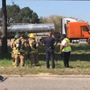 Diesel spill on Interstate 10 delays eastbound traffic in Beaumont