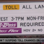 VDOT won't suspend toll changes on I-66