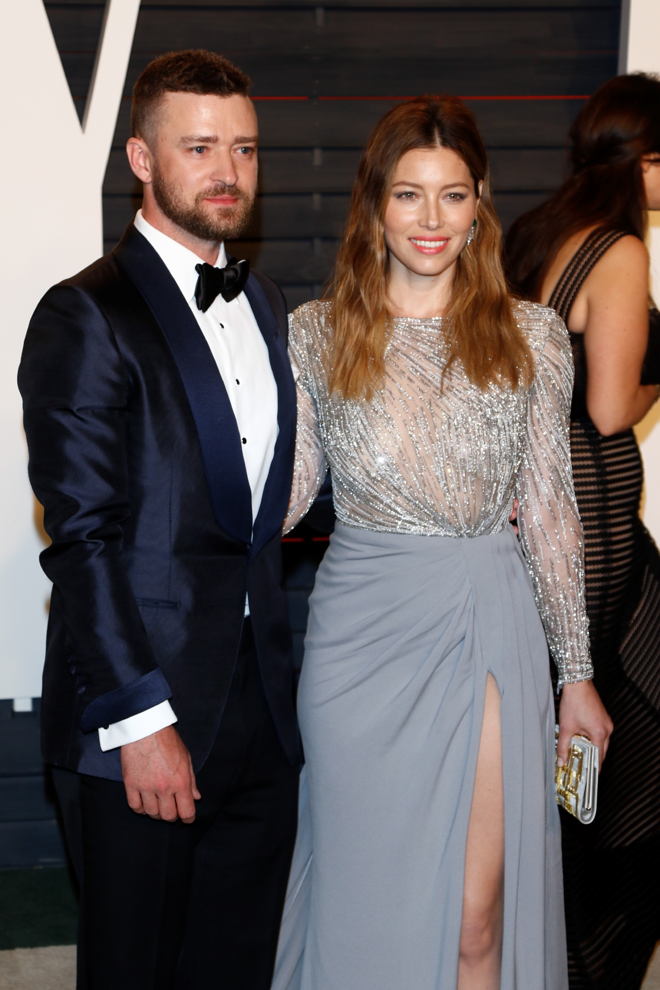 Vanity Fair Oscar Party 2016 - Arrivals  Featuring: Justin Timberlake and Jessica Biel Where: Beverly Hills, California, United States When: 29 Feb 2016 Credit: WENN.com  **Not available for publication in Germany**