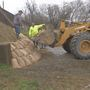 Preparing for more flooding along the Ohio River