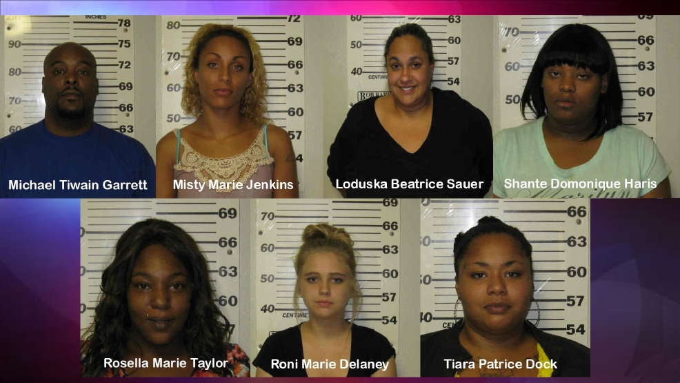 Decoy prostitute operation nets multiple arrests