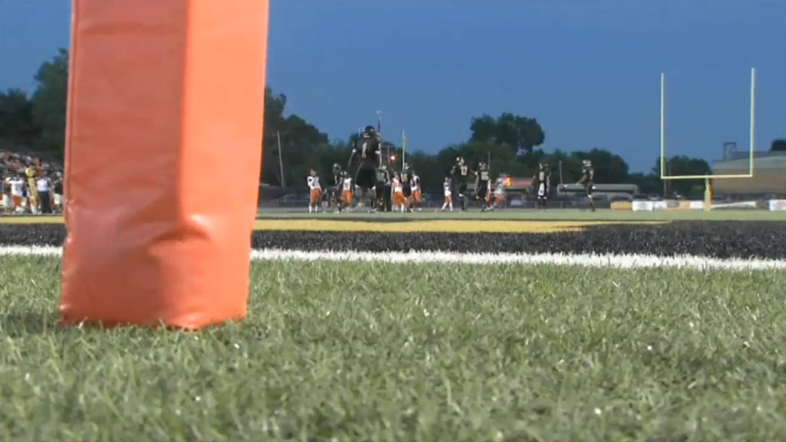 Midwest City played Booker T. Washington on Friday, Sept. 2, 2016. (KOKH)