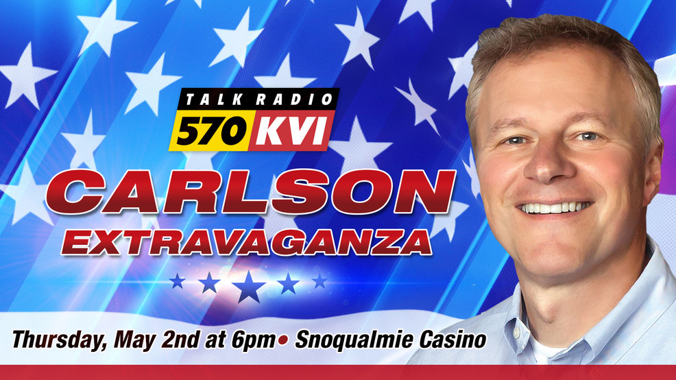 An Evening to Remember: Celebrate John Carlson's 25 Years on 570 KVI!
