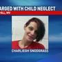 Fayette County woman charged after two children found in home with deceased man