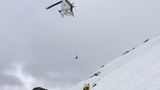 Gallery: 70 volunteers help rescue Seattle climber with broken ankle