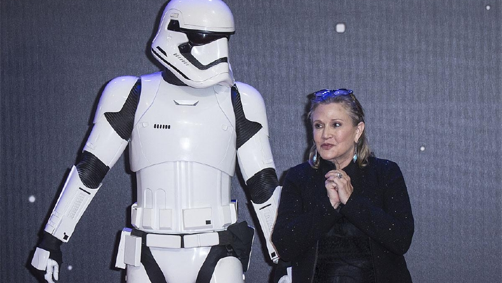 Carrie Fisher won't be digitally recreated in next 'Star Wars' film