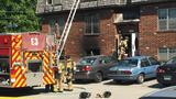 One treated for smoke inhalation in Jefferson City apartment fire; candle may be to blame