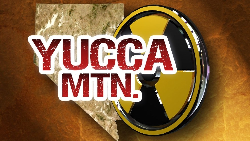 Yucca Mountain graphic (KSNV file)
