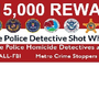 Reward climbs to $215K as police try to find cop killer