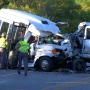 Witness: Driver in deadly bus crash admitted texting before collision