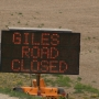 New Construction Project Closes Parts of Giles Road, Starting Monday