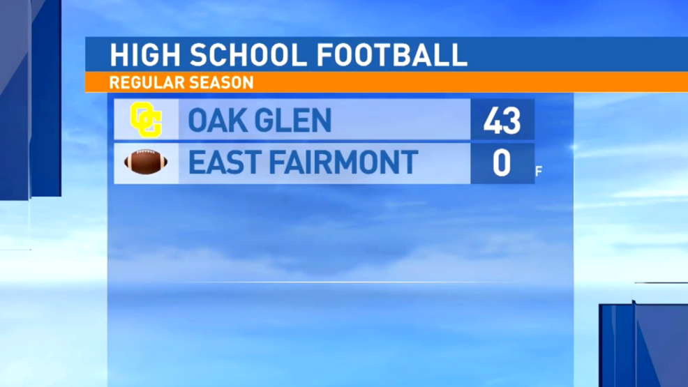 10.19.18 Highlights - Oak Glen vs East Fairmont