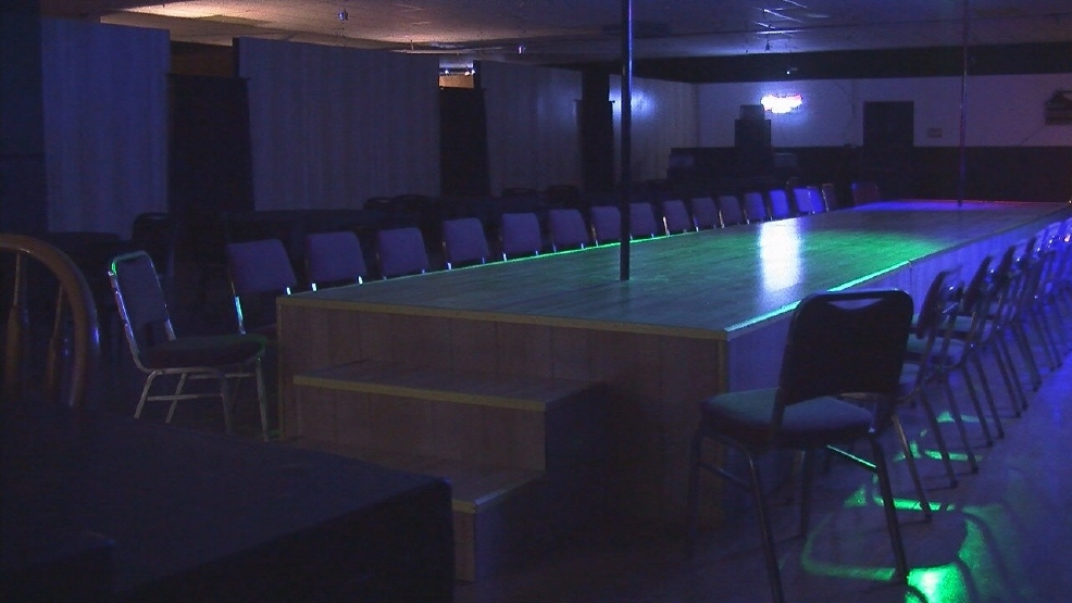 club nebraska Strip