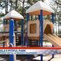Pensacola's pitiful park: Exposed, rusty metal poses threat to children