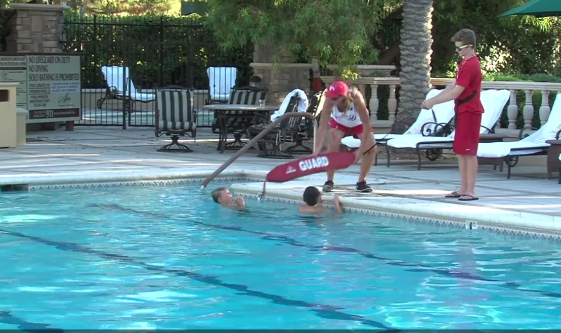 Local Groups Offer Child Drowning Prevention Safety Tips Following Two Holiday Pool Deaths Ksnv