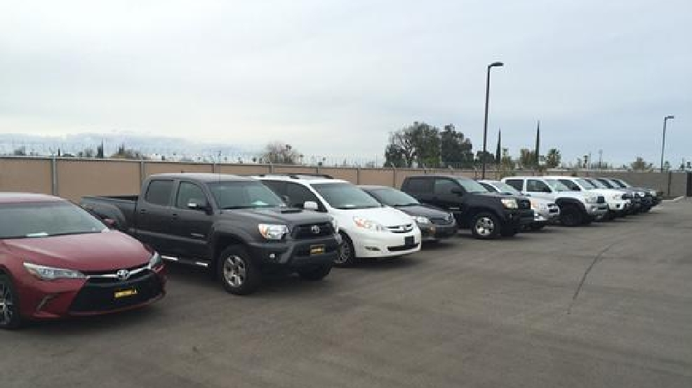 Chp Looking For People In Bakersfield Who Might Ve Unknowingly Bought Stolen Car Kbak