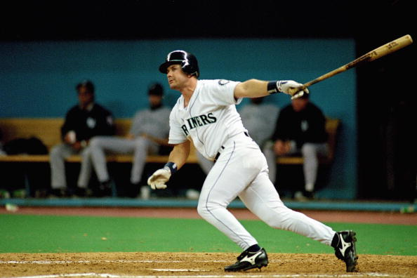 Martinez hit .312 over 18 seasons with the Seattle Mariners.