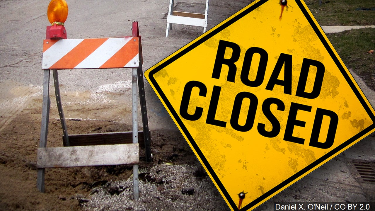 The Michigan Department of Transportation is reporting eastbound Interstate 94 is closed at Sprinkle Road Exit 80 due to a crash. (MGN Online)