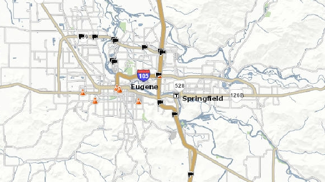 Eugene ODOT Cameras | News, Weather, Sports, Breaking News | KVAL