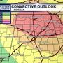 The Weather Authority | Severe Storms Likely Later Today/Tonight