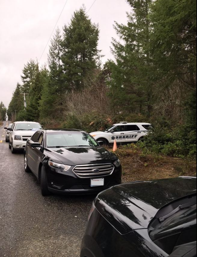 A 35-year-old man and 24-year-old woman were shot to death  Saturday morning in Key Peninsula during what officials believe to be a dispute related to a previous domestic violence assault. (Photo courtesy the Pierce County Sheriff's Department.)
